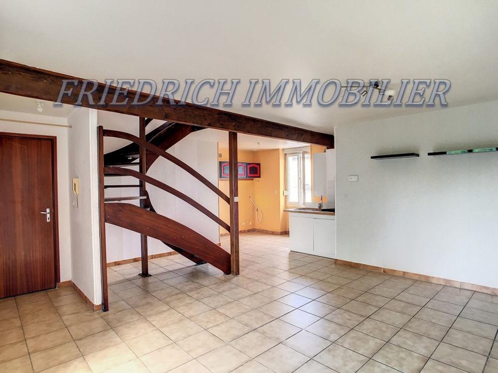 Location Appartement Appartement Vignot 3 pièce(s) 60 m2 avec balcon et jardinet  à Vignot