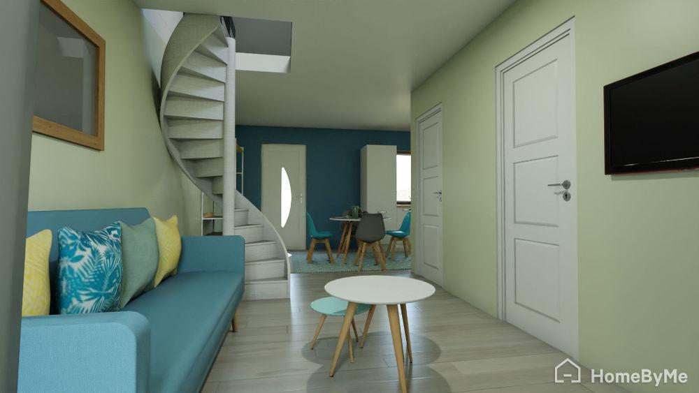 Vente Appartement Chatel Guyon F2 à rénover 50 m2 et jardin  à Chatel guyon