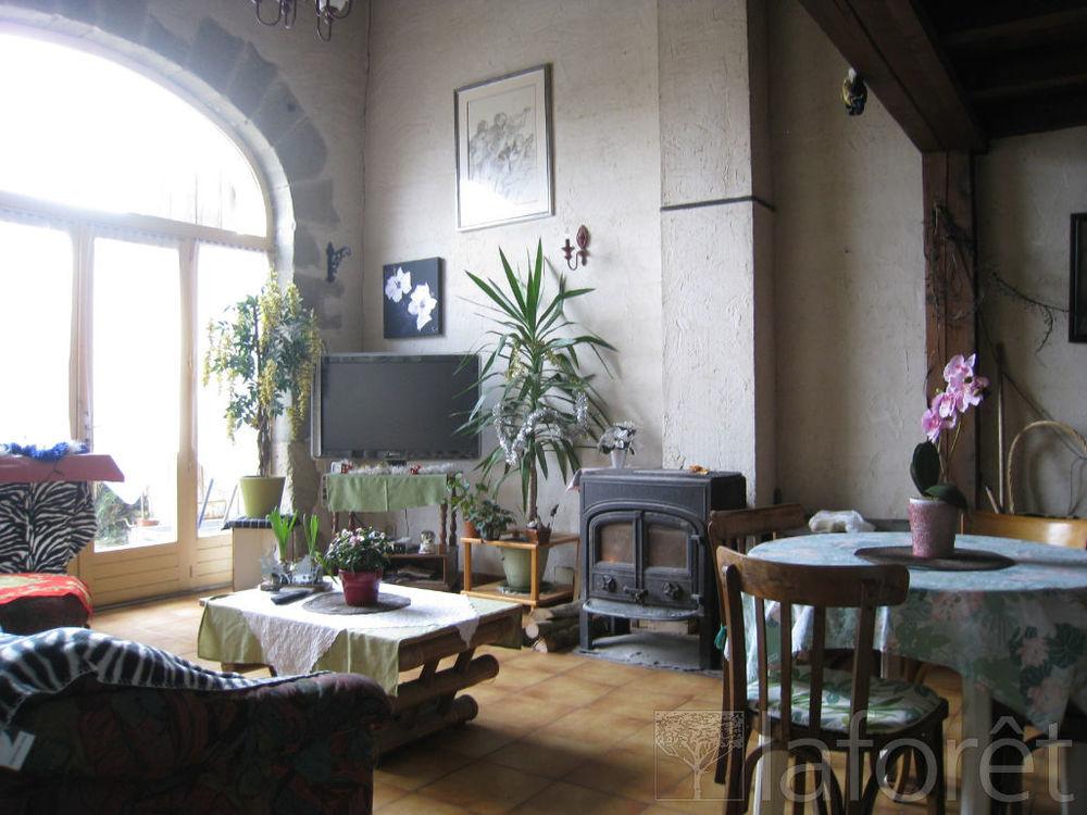 Vente Maison Maison Vallieres 4 pièce(s) 145.49 m2  à Vallieres
