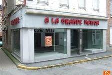 BOUTIQUE / locaux pro. AVESNES SUR HELPE - 250 m2 1350