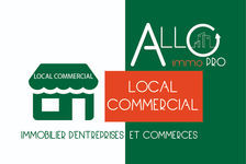 Local commercial  122 m2 tarnos plage 1600