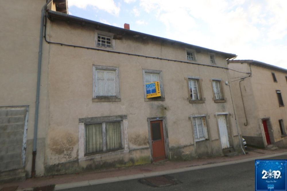 Vente Maison maison à rénover  à Chevrieres