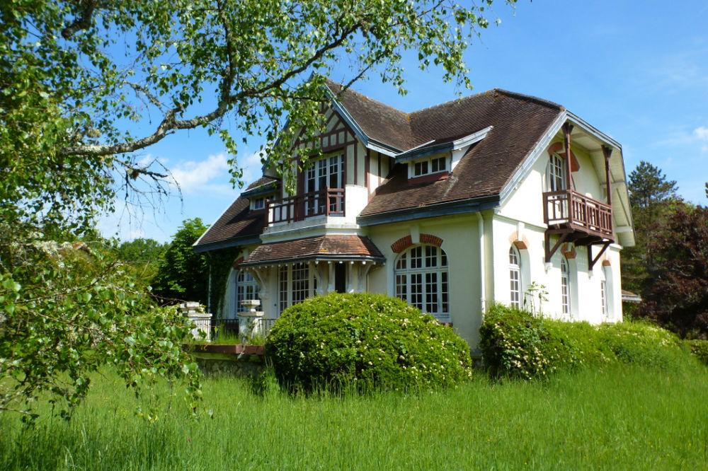 Vente Villa Sologne, propriété de chasse et d'agrément de 25 ha env. av étang  à Lamotte beuvron