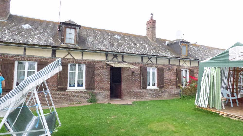 Vente Maison Longère 3 chambres Proche de la Forêt. Etrepagny