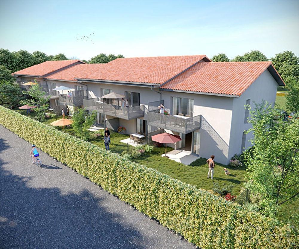 Vente Appartement Appartement Bourg En Bresse 3 pièces 61 m2 Bourg en bresse