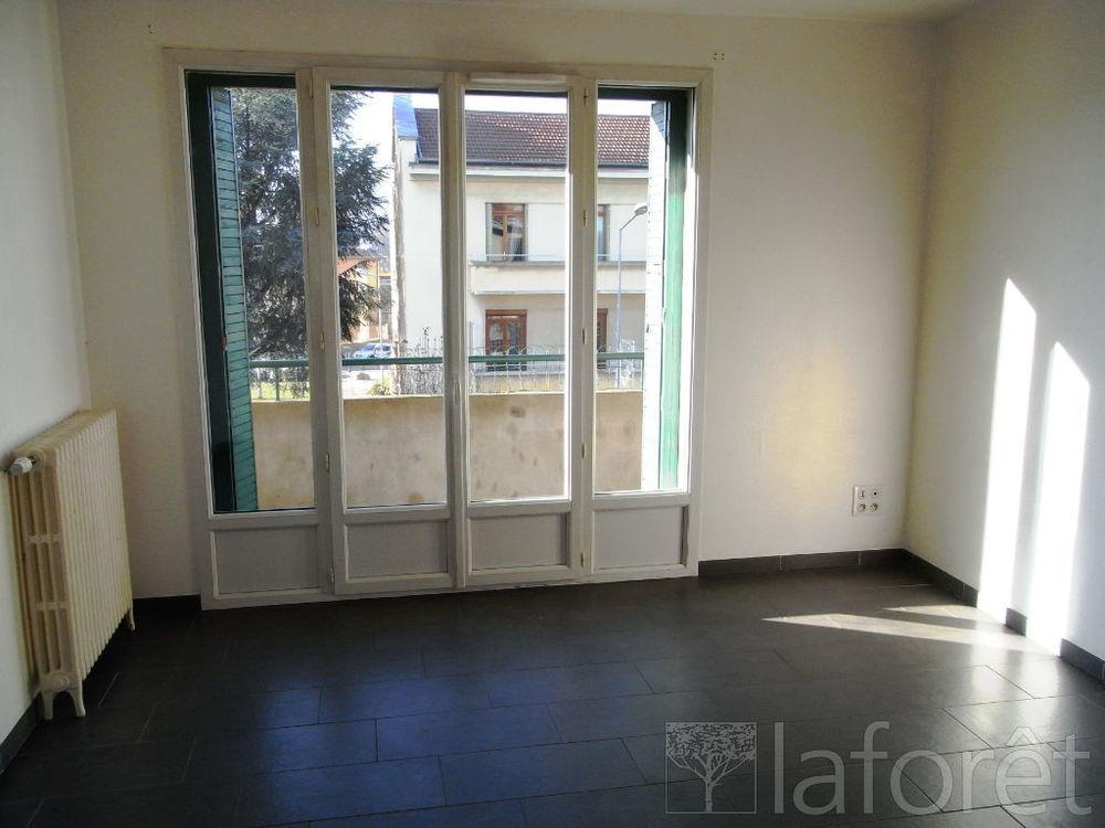 Location Appartement Appartement Givors 3 pièce(s) 53.30 m2  à Givors