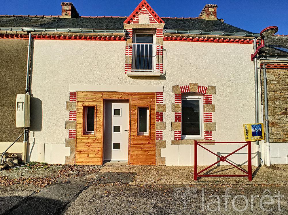 Vente Maison Maison Beganne 4 pièce(s) 107 m2  à Beganne