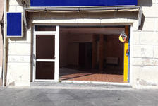 Local commercial centre ville Agde proche Promenade 300