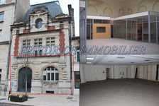 VASTE LOCAL COMMERCIAL - BAR-LE-DUC Centre-ville 2690