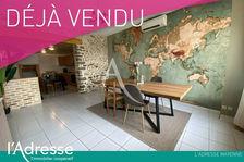 Maison de bourg 4 chambres, 145 m² avec terrain et garage. 141500 Châtillon-sur-Colmont (53100)