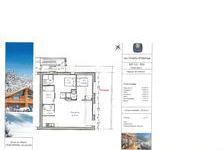 Appartement Meribel Les Allues 3 pièce(s) 68.73 m2 434000 Meribel Les Allues (73550)