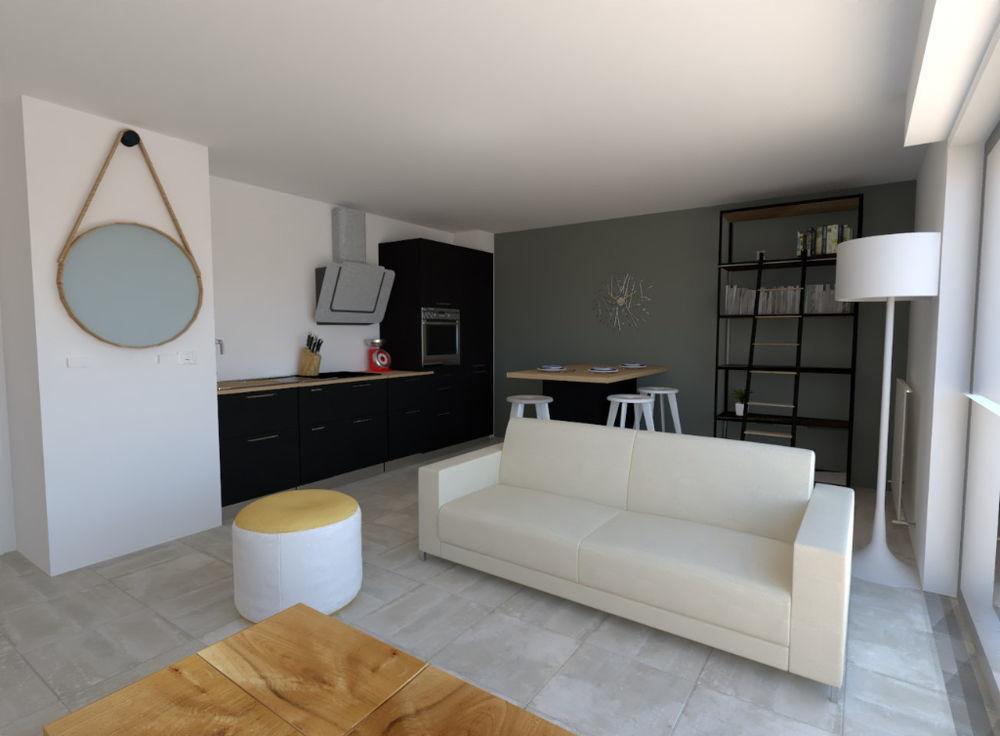Vente Appartement Appartement Saint Jean De Vedas 3 pièce(s) 60 m2  à Saint jean de vedas