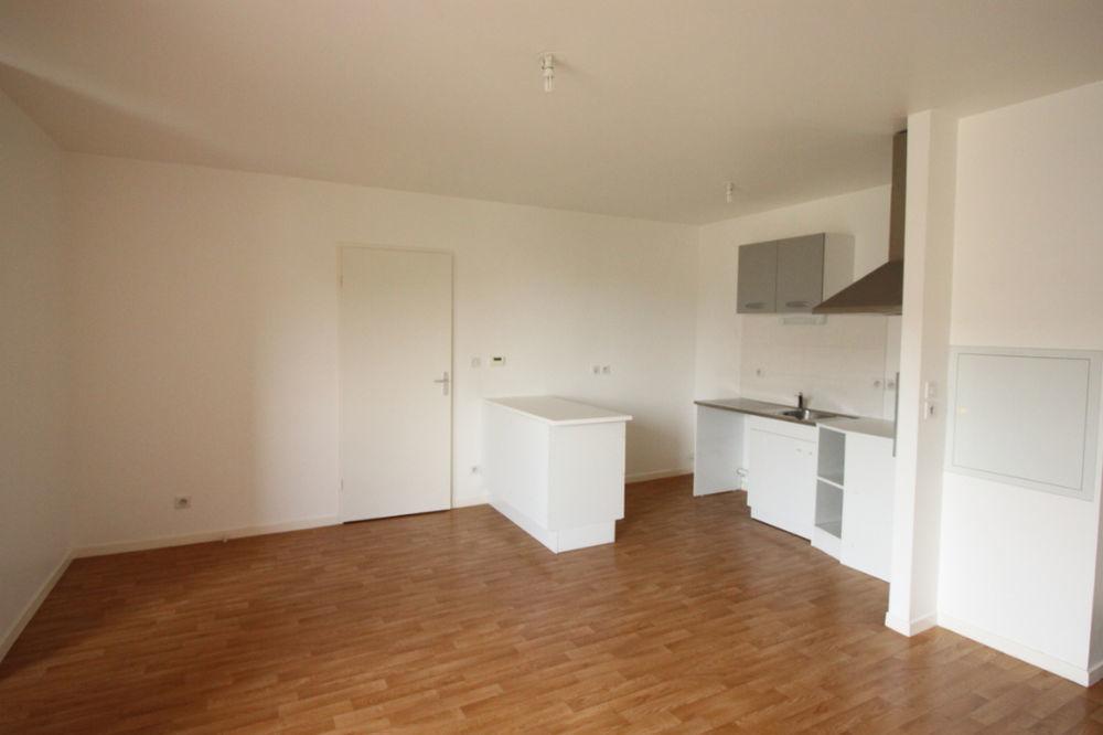 Location Appartement APPARTEMENT JOUE LES TOURS - 3 pièce(s) - 48 m2  à Joue les tours
