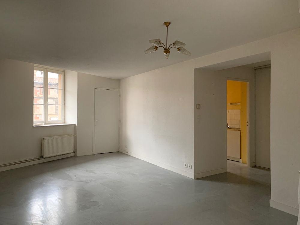 Location Appartement BOEN SUR LIGNON - Appartement T3 - 59.87 m2 habitables  à Boen sur lignon