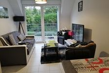 Appartement  2 pièce(s) 153700 Sarzeau (56370)