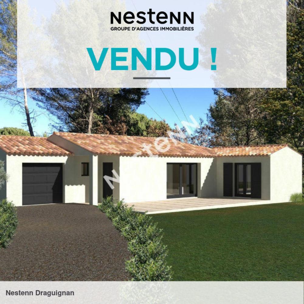 Vente Terrain DRAGUIGNAN - Terrain Constructible 1200 m²  à Draguignan