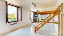 Appartement Chilly Mazarin 1 pièce(s) 25.67 m2 525 Chilly-Mazarin (91380)