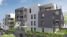 Appartement Annemasse 3 pièces 63m² Terrasse de 15m² 295000 Annemasse (74100)