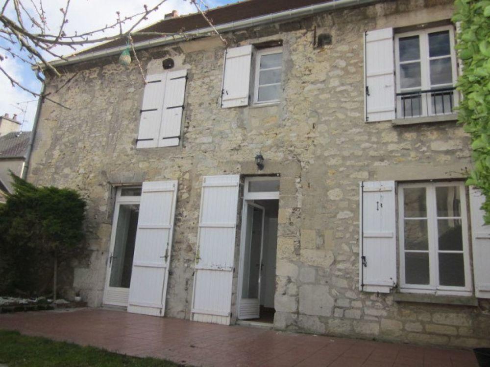 Location Maison Maison CREPY EN VALOIS - 4 pièce(s) - 132.74 m2  à Crepy en valois