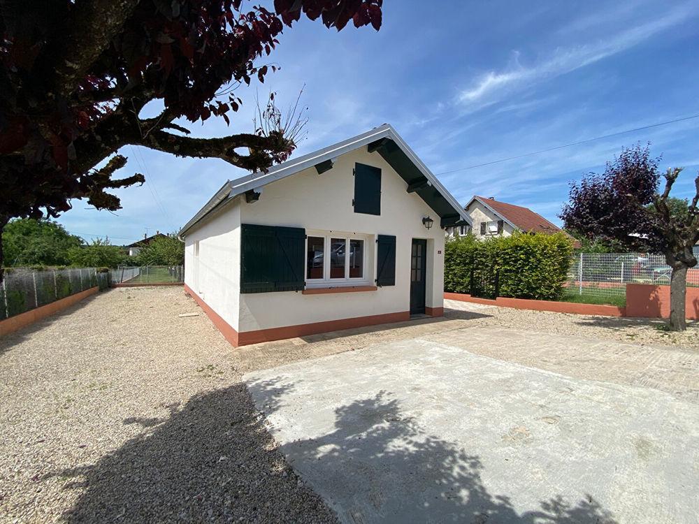 Location Maison Pavillon BYANS SUR DOUBS - 4 pièce(s) - 83 m2  à Byans sur doubs