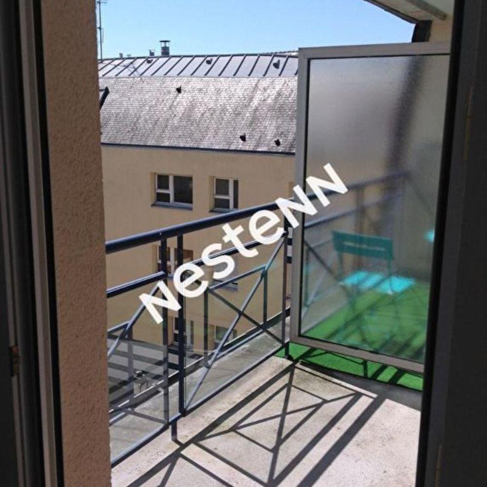 Location Appartement Appartement Vannes 2 pièce(s) 52 m2  à Vannes