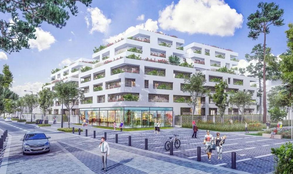 Vente Appartement Appartement Rueil Malmaison 4 pièce(s) 83.61 m2  à Rueil malmaison
