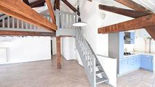 Appartement Epinal  4 pièce(s) 105 m2 112000 Épinal (88000)