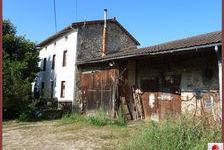 Maison + 2 granges et stabulation 97000 Saint-Clément (03250)