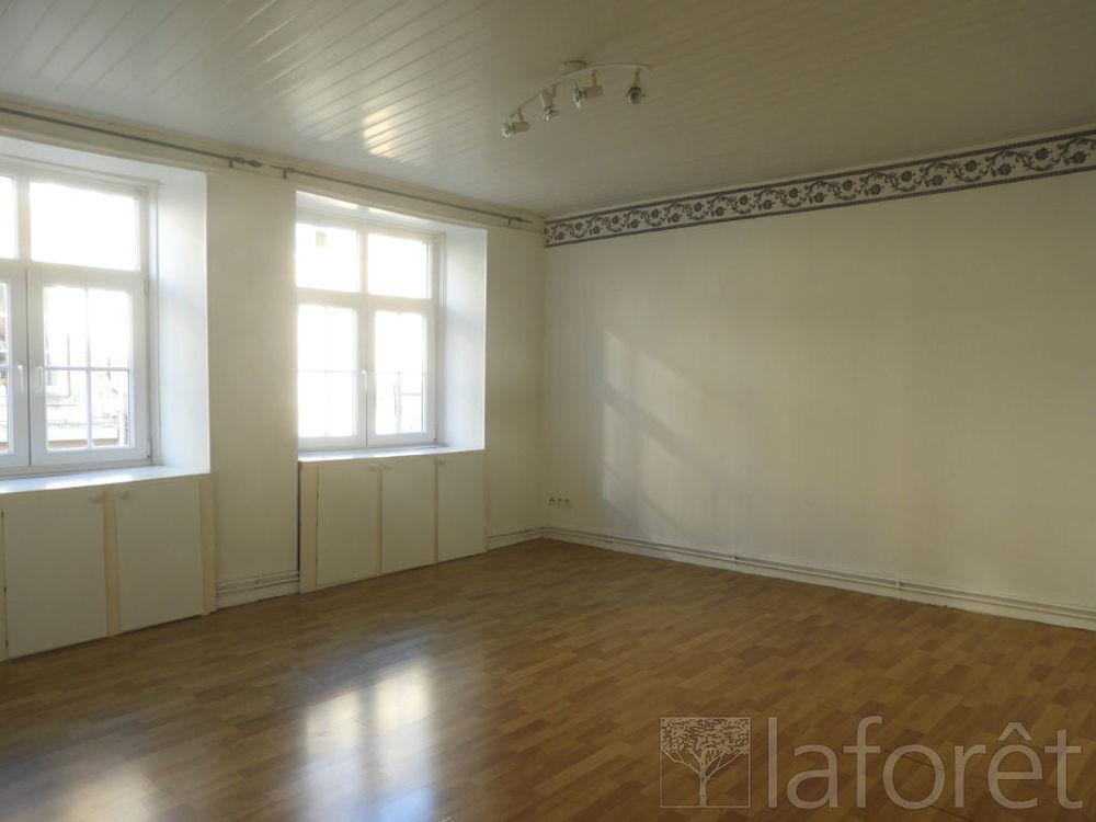 Location Appartement Appartement Langres 2 pièce(s) 42.81 m2  à Langres