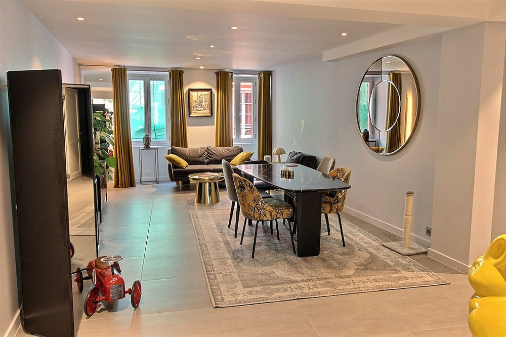 Vente Appartement Appartement Evian Les Bains 4 pièce(s) 90 m2  à Evian les bains
