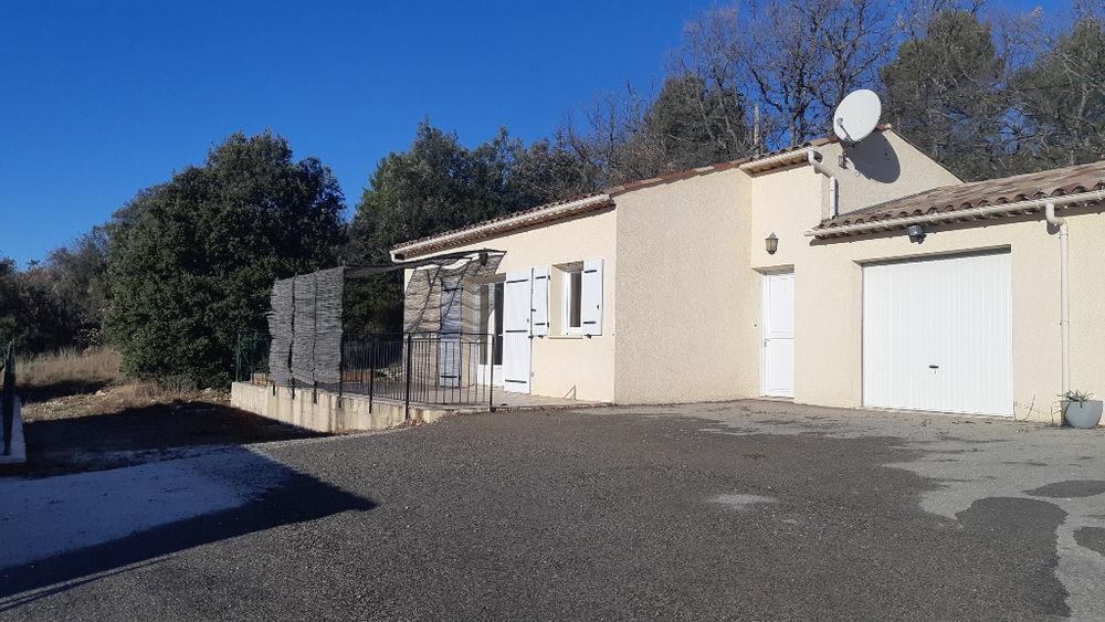 Vente Maison MALLEFOUGASSE, Pavillon T3 ensoleillé avec jardin et garage  à Mallefougasse auges
