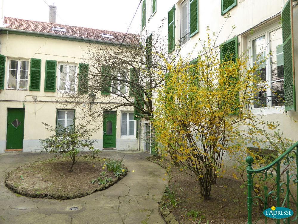 Vente Appartement APPARTEMENT DE CARACTERE  EN EXCLUSIVITE  à Nancy