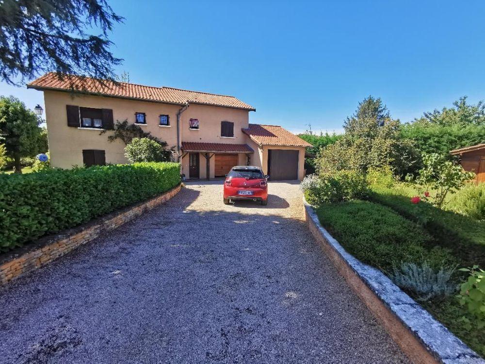 Vente Maison Maison Saint Didier De Formans 6 pièce(s) 160 m2  à Saint didier de formans