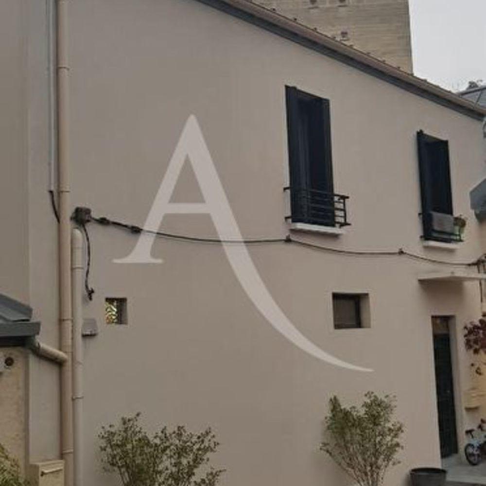 Vente Maison maison de ville en copropriété  à Creteil
