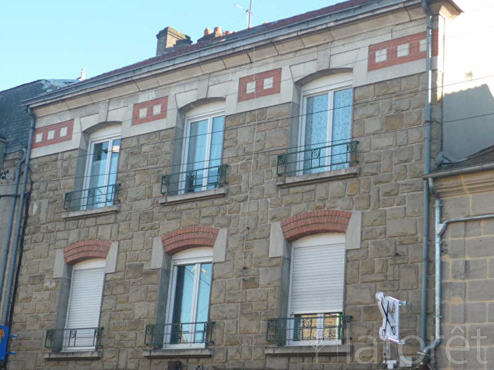 Vente Immeuble IMMEUBLE DE RAPPORT BRIVE LA GAILLARDE - 5 pièce(s) - 266 m2  à Brive la gaillarde