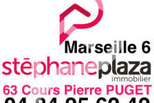 Vente Appartement Marseille 6