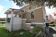 Maison sur sous-sol habitable sur environ 180 m² Type 7 164500 Mareuil (24340)