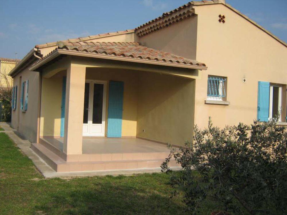 Location Maison Villa CARPENTRAS - 4 pièce(s) - 93 m2  à Carpentras