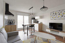 CHAMBRE DANS COLOCATION DE 3 PERSONNES :  1 chambre dans bel appartement de STANDING 545 Saint-Sébastien-sur-Loire (44230)