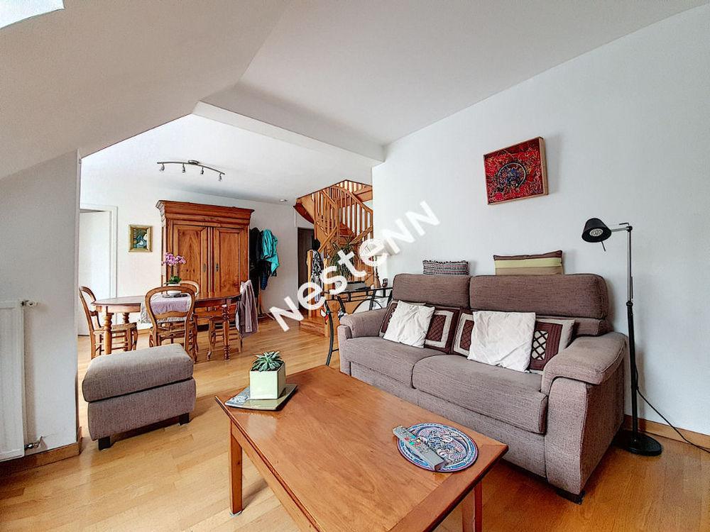 Vente Appartement Appartement Quimper 4 pièces 89 m²  à Quimper