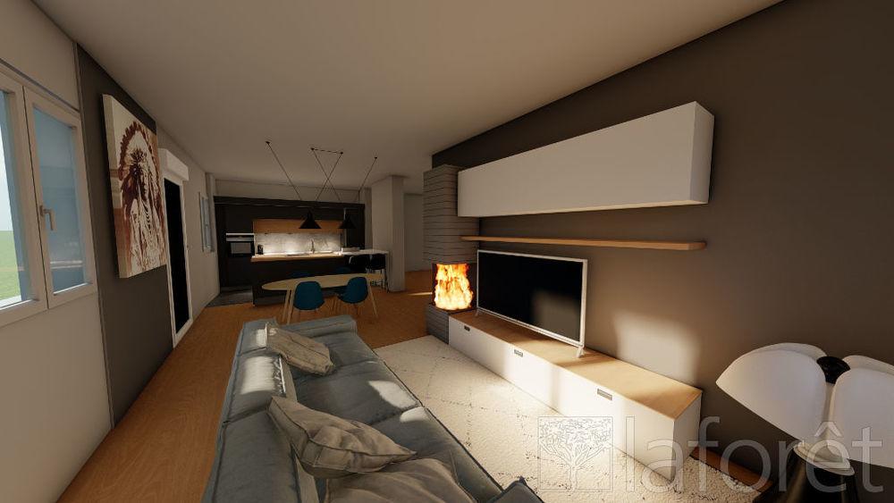 Vente Appartement Appartement Erstein 4 pièce(s) 101 m2  à Erstein