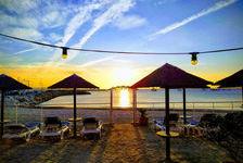 Hyères: Fonds de commerce hôtel avec sa plage privée 2461000