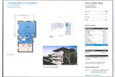AMBERIEU EN BUGEY CENTRE - Appt T3 de 73 m2 avec terrasse, garage et parking. 262500 Ambérieu-en-Bugey (01500)