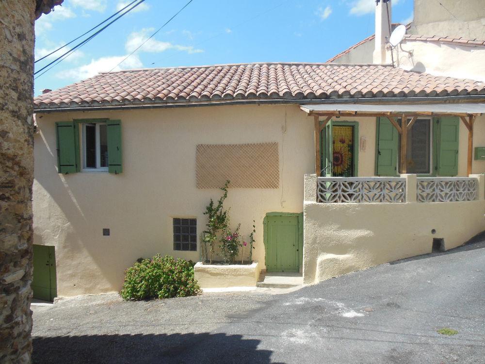 Location Maison SALSIGNE,  belle maison de village en pierres rénovée avec cour.  à Carcassonne