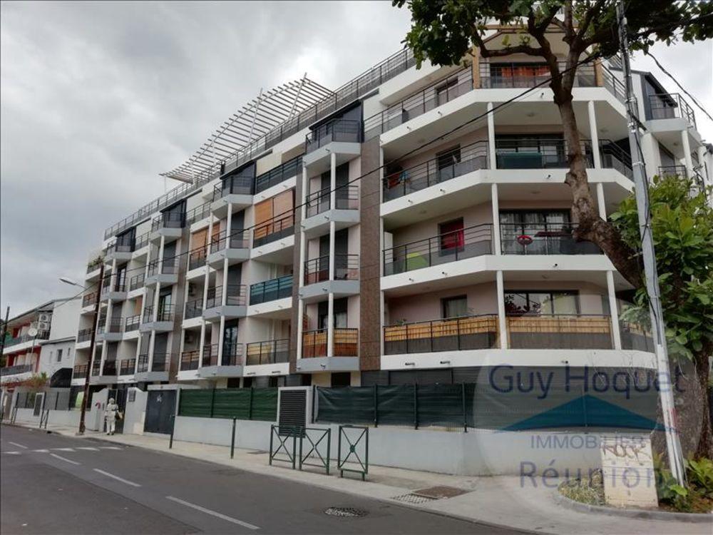 Appartement - 2 pièce(s) - 45 m² 588 Saint-Denis (97400)