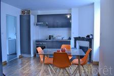 Appartement Brive La Gaillarde 2 pièce(s) 43 m2 520 Brive-la-Gaillarde (19100)