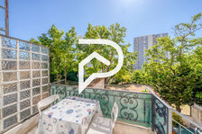 Bel appartement T3 lumineux Marseille dernier étage 156000 Marseille 15