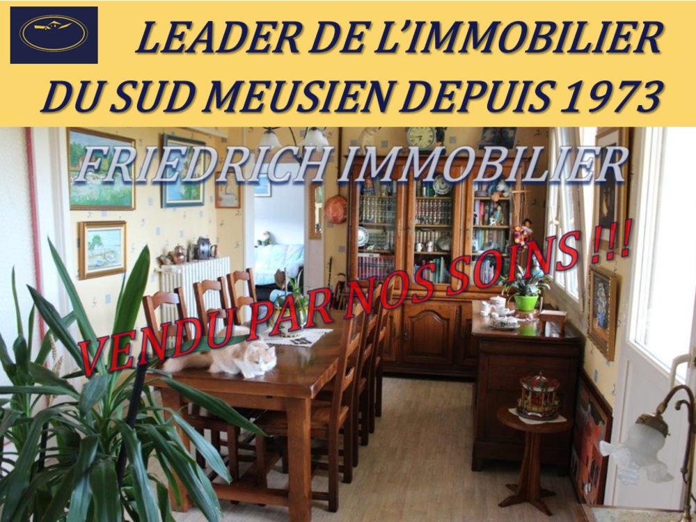 Vente Appartement Appartement F3 loué 474,33 /mois - LIGNY EN BARROIS  à Ligny en barrois