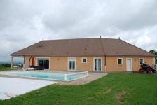 PROCHE GARE T.G.V. Villa avec piscine et dépendance 370000 Saint-Laurent-d'Andenay (71210)