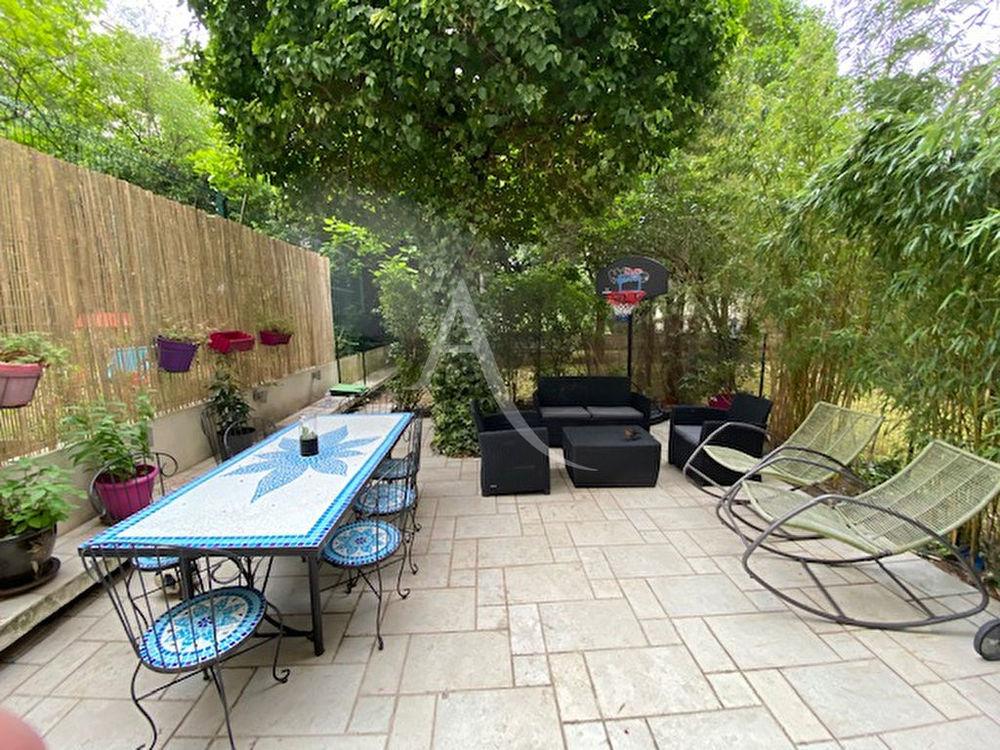 Vente Appartement Bel appartement de  3 pièces de 84 m2 avec  agréable jardin privatif arboré.. Paris 19